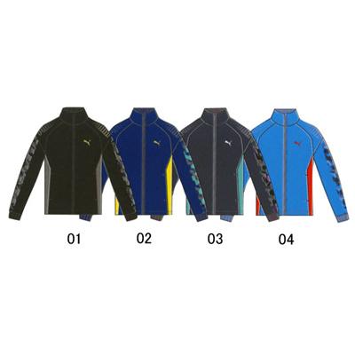 プーマ (PUMA) ジュニア FD トレーニングジャケット 828969 [分類:ジャージ 上 (ジュニア)] 送料無料の画像