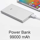 Powerbank Xiaomi / ASUS Slim 99000 mAh O E M   garansi 1 bulan   free bumper case