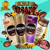 [FOODEE][NESCAFE]Nescafe can drinks Bundle of 18cans [240ml/each][Halal]
