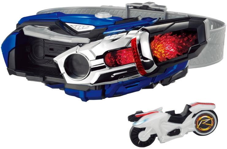 【クリックで詳細表示】仮面ライダードライブ 変身ベルト DXマッハドライバー炎 バンダイ [おもちゃ]
