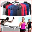 XPRIN compression skin wear tight gear base layer running sports wear Golf inner wear Rash Gurad Fitness football jerseys Cycling