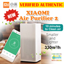 ★LOCAL SELLER!★BEST of ALL Air Purifier Latest Technology Xiaomi Smart purification home appliance check air quality through Android/ IOS app Clean