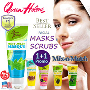 ✶1+1 PROMO✶ USA No.1 Queen Helene Facial Masks|Scrubs FULL RANGE. Anti-acne | Anti-aging.