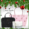 [Kate Spade] ★2016 Christmas Super Sale~!!!Must Have Handbag Collection! SUPER SALE!! shipping from U.S