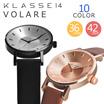 クラス14 Klasse14 MARIO NOBILE VOLARE ブラック 36mm 42mm 腕時計[海外正規店商品]
