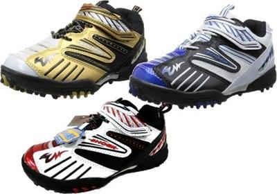 (A倉庫)雷牙 靴 13728 ライガ RAIGA 子供靴 スニーカー 男の子 キッズ ジュニア シューズ サッカータイプ 雷牙 SHOCKの画像