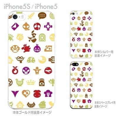 【iPhone5S】【iPhone5】【HEROGOCCO】【キャラクター】【ヒーロー】【Clear Arts】【iPhone5ケース】【カバー】【スマホケース】【クリアケース】【おしゃれ】【デザイン】 29-ip5s-nt0073の画像
