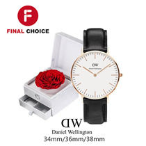 ◆【70% off】The lowest price of the whole network◆100% genuine goods◆DANIEL WELLINGTON◆Daniel Wellington mens Ladies Watch◆Fashion men and women watch◆DW Watch◆Male and female quartz watch◆Watches◆