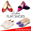 $9.90 1 PRICE FOR ALL buy 2 free shipping ladies fashion flat shoes 35-42 plus size