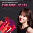 [Laneige] ★ Two Tone Lip Bar Lipstick 2g ★ Best Price Two tone gradation Lipcare make-up laneige Korea cosmetic