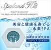 【送料無料】浴槽用水素生成器 SPALAND-H2(スパランドH2/スパランドエイチツー)[水素風呂水素バス水素入浴剤充電式日本製]