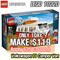 [MAKE $119! for 1DAY!] LEGO Creator Volkswagen T1 Camper Van 10220 / Christmas / Christmas gift ideas