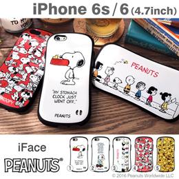 [iPhone6s/6専用]PEANUTS/ピーナッツ iface First Classケース