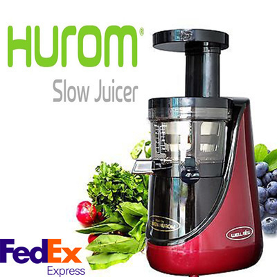 Hurom Slow Juicer Qoo10 : Qoo10 - Hurom 2nd Gen HN-EBK20 45RPM Premium Slow Juicer Fresh Fruit Juice Ext... : Home Electronics