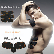 SIXPAD ABS FIT massage Fitness EMS lose weight muscle trainer deep tissue massage Elecronic Muscle