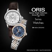 [Best Price Guarantee] Oris SWISS Ladies Watches Promotions [WatchesZon]