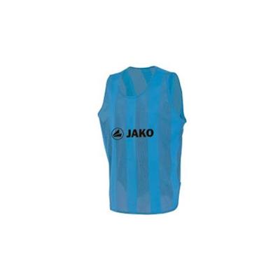 ヤコ(JAKO) ビブス ジュニアサイズ(150cmフリー) 2612 01 ライトブルー 【サッカー フットサル】の画像