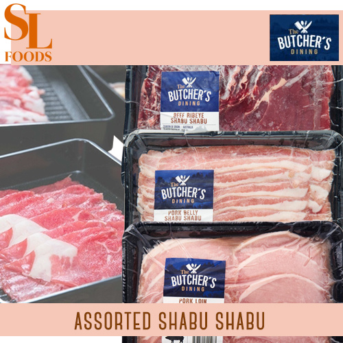 [Buy 2 get Free Shipping] The Butchers Dining Shabu Shabu Deals for only S$16.9 instead of S$0