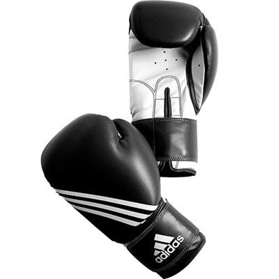 アディダス(adidas) トレーニング ボクシング グローブ 16oz ADIBT02-BK-16 ブラック 16oz 【ボクシング 格闘技】の画像