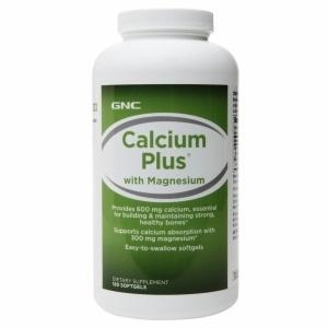 Calcium plus magnesium