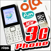 AIS OLA 3G Phone * FREE Phone Stand (While Stocks Last)