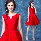new arrival - Dress imlek - dress pesta - gaun pesta - pakaian wanita - modis harga terjangkau