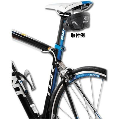 ドイター(deuter) バイクバッグ XS 7000(ブラック) D32652 【リュックサック ザック バッグ】【自転車】の画像