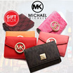 ★free gift box event★All Flat Price★MichaelMichele 9style★wallet