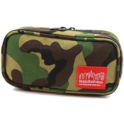マンハッタンポーテージ(Manhattan Portage) キャンプポーチ Camp Pouch MP1080 W.CAMO カモ 【財布 小物入れ】の画像