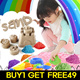 [BUY 1 FREE 49]Kinetic sand Magic sand ChildrenRainbow Sand - 2KG Sand free inflatable Pallet Tray mold  - Magic  Sand Playing Tools for Kinetic Play sand Educational Beach toys