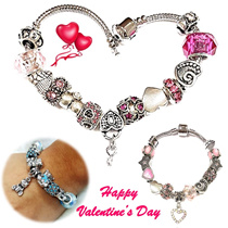 【MyShoppingPlace】 ★ Mother Day / Hari Raya Gift ★ Charm Bracelet Bangle Collection