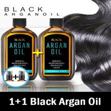 [1+1][Best in Korea]Magical Hair Theraphy Black Morocco Argan Oil