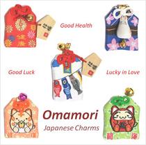 Omamori Japanese Charms