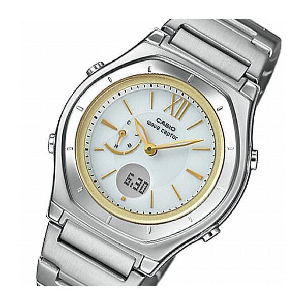 【クリックで詳細表示】カシオ ウェーブセプター レディース 腕時計 LWA-M160D-7A2JF ゴールド 国内正規