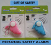 [For Women/Children/Travel] Personal Safety Alarm Device / Keep loved ones safe / Anti-theft Protection / Handy  Compact / Loud Security Alarm  /Call for Help /Safety Precaution /Ward off Attackers