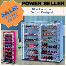 Shoe Rack / Shelf  Good Quality Water Proof Protect from Dust Durable