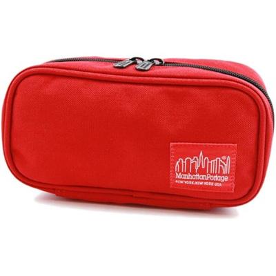 マンハッタンポーテージ(Manhattan Portage) キャンプポーチ Camp Pouch MP1080 RED レッド 【財布 小物入れ】の画像