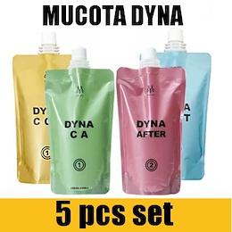 Bulk Purchase★FREE SHIPPING★MUCOTA DYNA for Straight Hair 400g × 5 pcs set!!