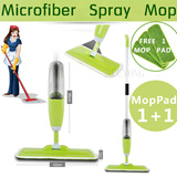 ☆Spray Mop☆Microfiber Spray Mop.Easy to do housework. Mopping the floor .multi-purpose floor cleaning spray mop care creative household items steam mop spin mop kitchen.[FREE SHIPPING+FREE 1 MOP PAD]