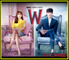 【W - 二つの世界】 主演:イ・ジョンソク、ハン・ヒョジュ バラ売り商品
