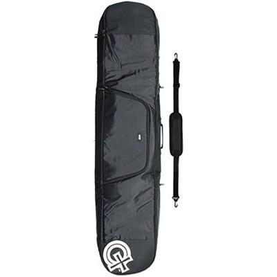 ◆即納◆オレンジ(oran'ge) Stash board bag(スタッシュボードバッグ) BLACK 010144 【スノーボード アクセサリー ボードバッグ】の画像