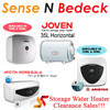 [Sense N Bedeck] Lowest Price | Storage Water Heater Clearance Sales | Local warranty - Ready stocks