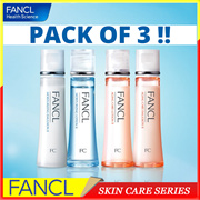 [CLEARANCE SALE] [PACK OF 3] ★FANCL★ - Skincare Products / Lotion / Washing Powder / Sunblock