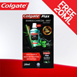 [Colgate Official E-Store] FREE Colgate Plax Mouthwash Bamboo Charcoal Mint 20ml!