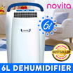 ★Lowest price in Singapore ★ Novita Dehumidifier DH-103 humidity control / Low noise