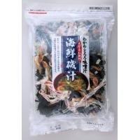 0303013 えび・かに風味海鮮磯汁 味噌汁用具材 70g×10袋 ♪の画像