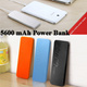 Super Slim Perfume 5600mAh Mobile Phone Power Bank Portable External Battery Charger Powerbank Pack for SAMSUNG IPHONE LG HTC Xiaomi iphone 6 6S Plus 5 5S Note5 S6 Edge