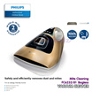 Philips Mite Cleaning Vacuum Cleaner FC6232 |Removes dust and mites|Reduces Allergens|Soft surfaces|450 W