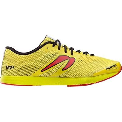 ニュートン(NEWTON) メンズ ランニングシューズ 軽量パフォーマンスレーサー(MV3) M033313 Yellow/Black 【トライアスロン レースシューズ トレーニング ランニング】の画像