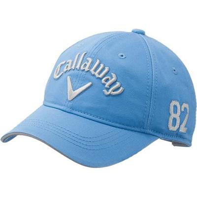 キャロウェイ(Callaway) レディース ベーシック キャップ 15 JM SAX/SLV 【ウィメンズ ゴルフ 帽子 15】の画像